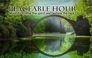 """Peaceable Hour"" in the Parish Lounge"