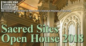Sacred Sites Open House