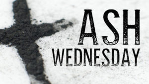 Ash Wednesday Holy Communion