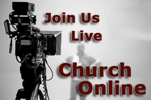 Live Stream Worship Service
