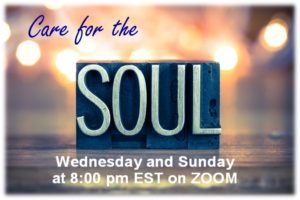 'Care for the Soul' with Pastor