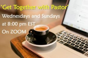 'Get Together with Pastor'